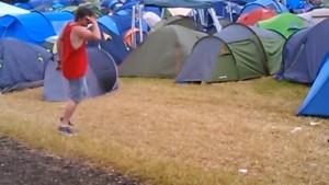 YouPorn Girl Video Blog #17 - Satine Does Download Festival