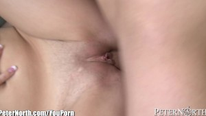 PeterNorth Petite Teen Hungry for Hardcore Dicking