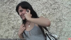 PutaLocura Amateur picked up on the street and fucked