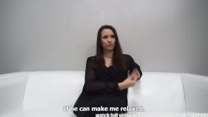 Sensual Princess Student Monika Sucks Like a Goddess
