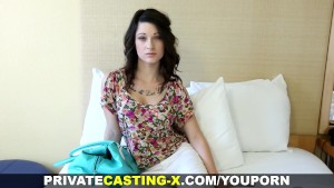 Private Casting X - Hot fuck with a surfer chick