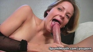 Kinky Porno Newbie Kate Lynn Nasty Cock Sucking and Fucking for a Messy Facial