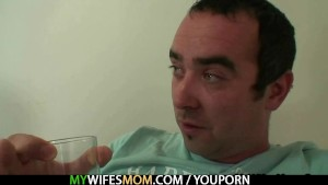 I just fucked my mother inlaw but wife finds out!