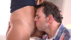 Lensman has wild threesome with makeup artist and model