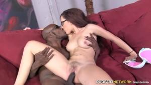 Roxanne Rae Takes A Black Cock Deep In Her Ass