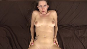 Take my pink lingerie off and fuck me virtually