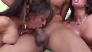 BrutalClips - One Brutal Threesome