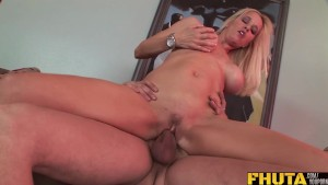 FHUTA - Dirty Milf Loves a Fat Cock up the Ass