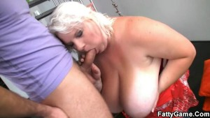 Hot bbw sex after photo session