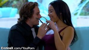 EroticaX Maya Bijou Making Sweet Love to Tyler