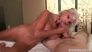 Mature Lady Wants Young Cock For Sucking