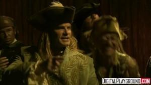 Pirates 2, Scene 4 - Parody orgy