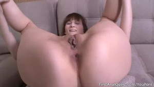 Anal porno features Anika Vice getting ass fucked - Firstanalquest.com