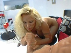 Holly cant wait to get her hands and tits on his cock  Pt.2/3