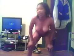 Dream Teen- Ebony Booty Dancer