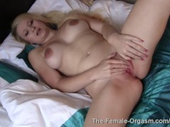 Real MILF Tegan Jane Orgasms, Hairy, Shaved, Lactating and More