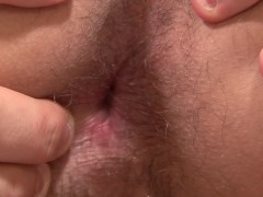 Gay guy gets his ass creamed - Factory Video