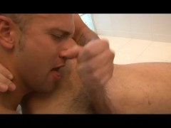 Suck My Dick For My Neighbors To See - Factory Video