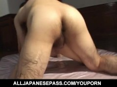 Yumi Shindo fucked in hardcore