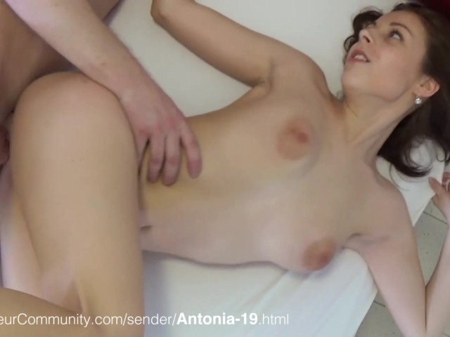 british milf facialized in funny squirt video