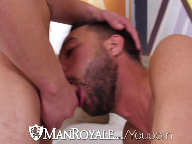Menpov after park workout big dick fuck 10