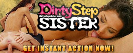 Dirty Step Sister